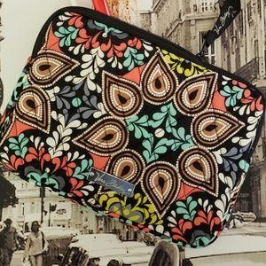 Vera Bradley Sierra Padded Cosmetic Travel Bag